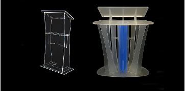 Acrylic Lecterns are our best selling products
