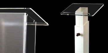 Specialist Lecterns are designed to meet specific needs